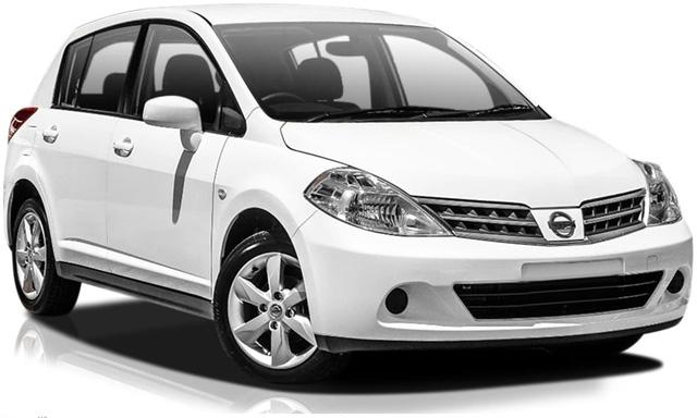 Nissan Tiida C11