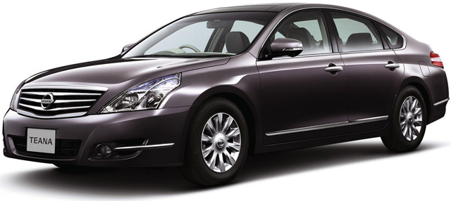 Nissan Teana J32