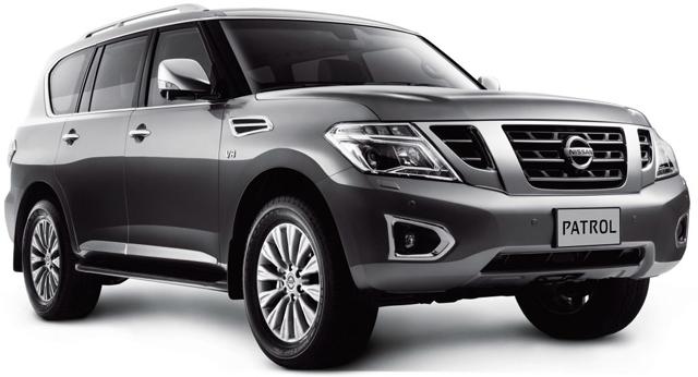 Nissan Patrol Y62 2020-