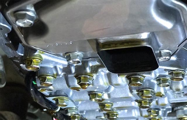 Полная замена масла АКПП и CVT-вариатора Nissan при регламентном ТО в Юнион Моторс