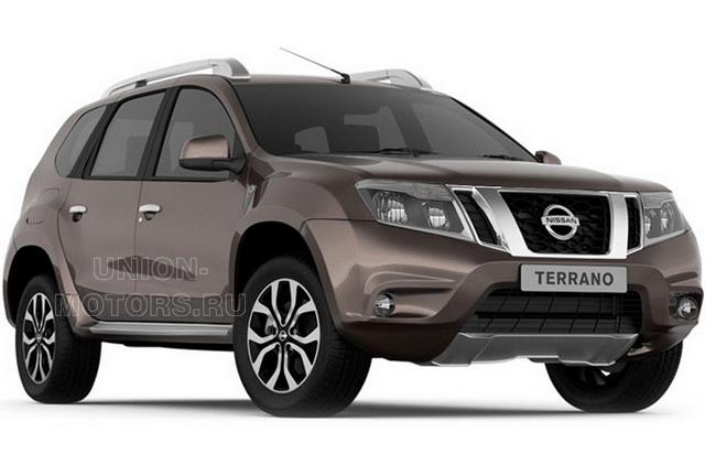 Nissan Terrano D10