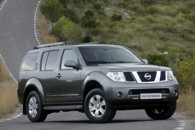nissan pathfinder suv available next year page 10. Black Bedroom Furniture Sets. Home Design Ideas